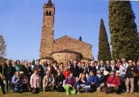 """Una giornata trascorsa sulle Colline Moreniche del Mantovano, """"Atmosfere virgiliane ad un passo dal lago di Garda""""  (12 aprile 2015)"""