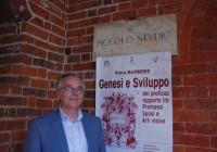 """Grazie al Dott. Piero Barberis per la conferenza """"Genesi e Sviluppo del proficuo rapporto tra Promessi Sposi e Arti Visive"""""""
