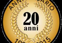 1995 – 2015  VENTI ANNI DI ATTIVITA'  DELLA ASSOCIAZIONE