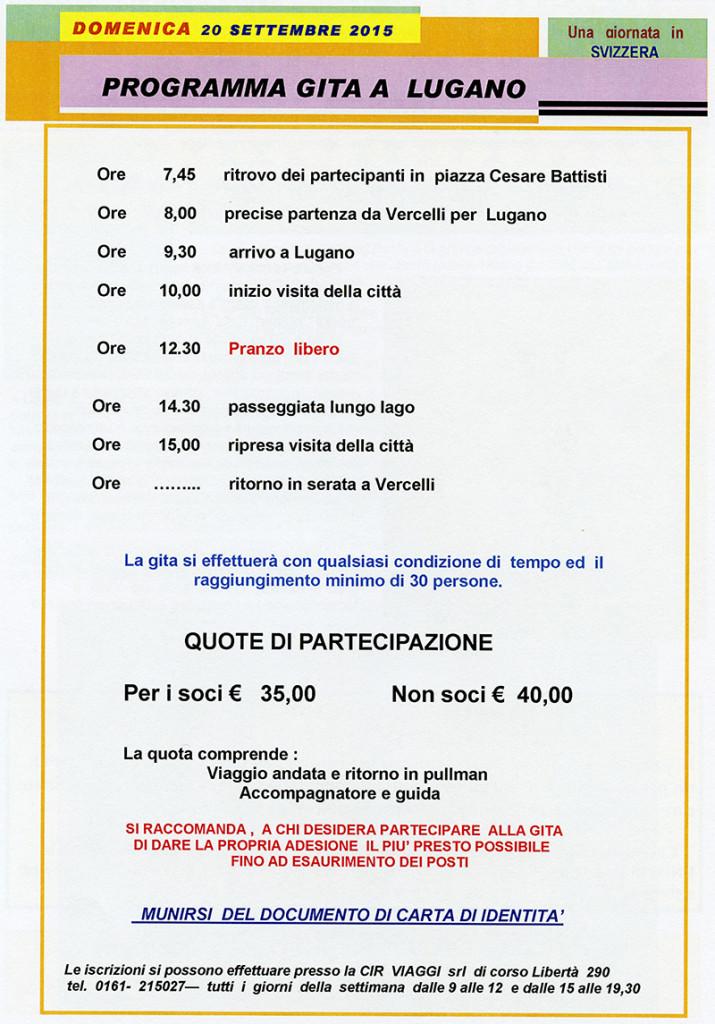Gita-Lugano