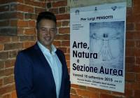 """Grazie al dott. Pier Luigi Pensotti per la conferenza """"Arte, Natura e Sezione Aurea"""""""