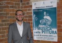 """Grazie al Dott. Massimiliano Muraro per la conferenza """"La musica nella pittura"""""""