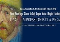 Gita a Genova: DAGLI IMPRESSIONISTI A PICASSO(7 febbraio 2016)
