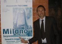 """Grazie a Alessandro Tacchini per la conferenza """"Milano, sorprendente città d'arte"""""""