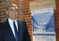 """Grazie al dott. Flavio Quaranta per la conferenza """"Francesco Borromini: genio inquieto del barocco"""""""