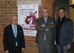 """Grazie al M° Angelo Gilardino per la conversazione """"Io, la chitarra e altri incontri: memorie di un artista"""""""