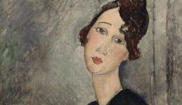 Visita alla mostra di Amedeo Modigliani a Palazzo Ducale di Genova domenica 18 giugno 2017