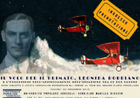 """Incontro-Racconto """"Leonida Robbiano: il volo per il primato e l'abbigliamento nell'aviazione tra le due guerre"""" – venerdì 30/11/2018 ore 21"""