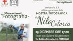 """Mostra """"Ottant'anni Fotografia"""" di Nilo Celoria Inaugurazione 9/12/2018 ore 17"""