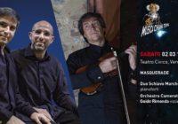 Masquerade: Carnevale con il Duo Schiavo Marchegiani, pianoforti