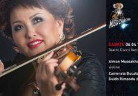Viotti Festival: Dal Kazakhistan con amore